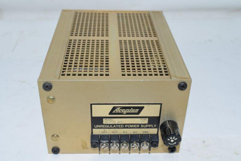Acopion Unregulated Power Supply U24Y500