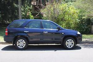 2003 Honda MDX Wagon Curl Curl Manly Area Preview
