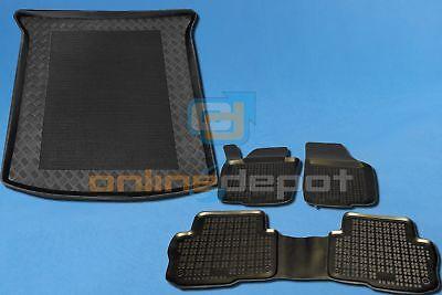 Kofferraumwanne Antirutsch passend für Seat Alhambra II-Generation Bj.ab 10//2010