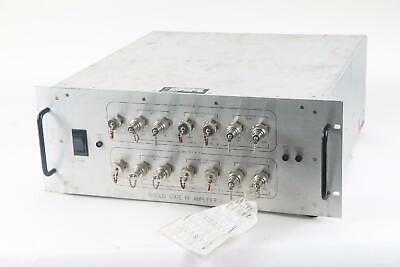 Kalmus Kaw1017m11 Solid State Rf Amplifier