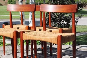 Teak Danish Dining Chairs