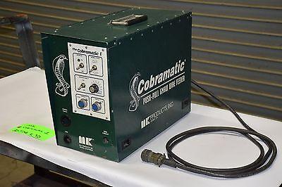 Mk Cobramatic 1 Portable Wire Feeder