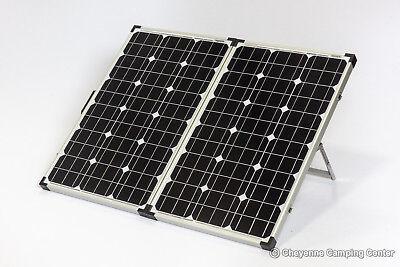 Zamp ZS-US-120-P Monocrystalline 120 Watt Portable RV Solar Panel ZS-120-P
