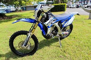 2012 WR450F A1 condition RWC Lots of extras ! Coolangatta Gold Coast South Preview