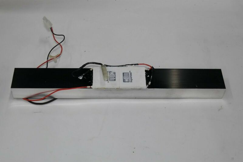 """SUPERCOOL PELTIER THERMOELECTRIC COOLER REFRIGERATION MODULE WITH HEATSINK 1""""5/8"""
