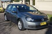 2009 Volkswagen Golf 103TDI Comfortline VI Auto MY10 North Sydney Area Preview