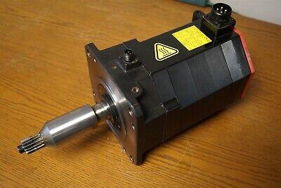 Fanuc Robotics Ac Servo Motor 4.3kw Part No. A06b-0267-b605 R-2000ia Tested