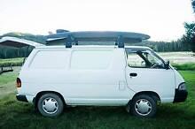 1996 Toyota TownAce Van 2.0 L - 9 months rego! Sydney City Inner Sydney Preview