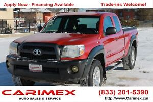 2011 Toyota Tacoma 4x4 | V6 | CERTIFIED