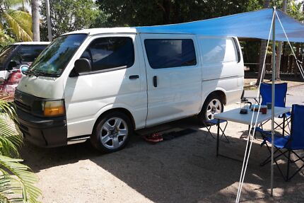 Toyota Hiace Campervan - Reliable & Comfy - Available 22.10.15 Cairns City Preview