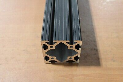 8020 Inc 3 X 3 T-slot Aluminum Extrusion 15 Series 3030 X 36 Black F5-10