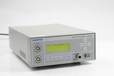 Boonton 5231 Power Meter 10.00 Khz40.00 Ghz