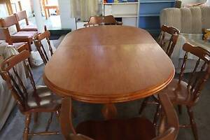 Dining Table N six Chairs Bomaderry Nowra-Bomaderry Preview