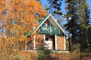 Rustic Luxury Cabin for Rent