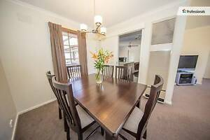 Extending Dining Table & 8 Chairs Melton West Melton Area Preview