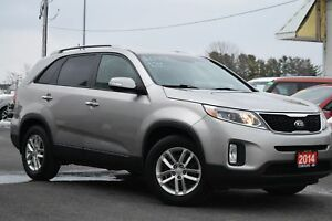 2014 Kia Sorento LX 2.4L | STILL IN FACTORY WARRANTY