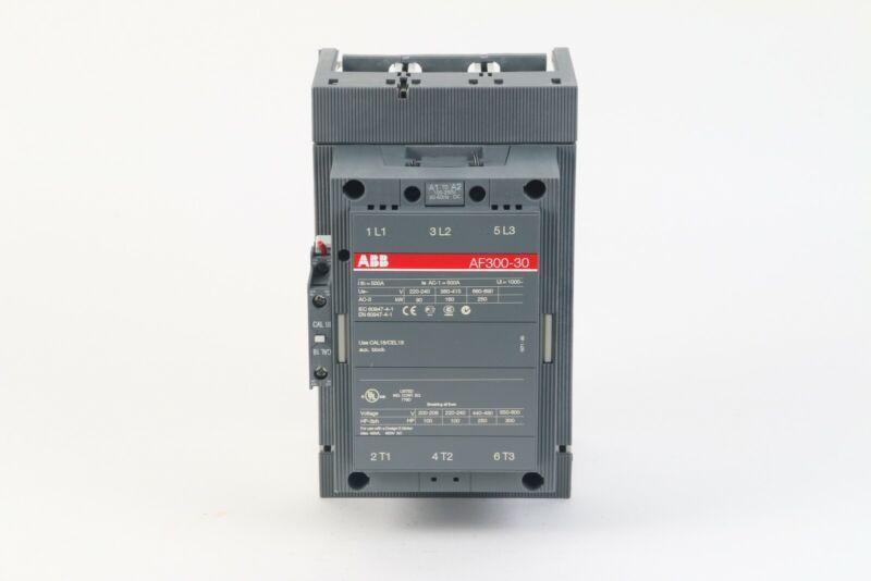 ABB AF300-30 Contactor 500 AMP