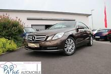 Mercedes-Benz E 350 CDI DPF Coupe BE Avantgarde *Comand*Leder*