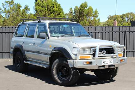 Toyota LandCruiser Dual Fuel Automatic 4x4 Wagon Mile End South West Torrens Area Preview