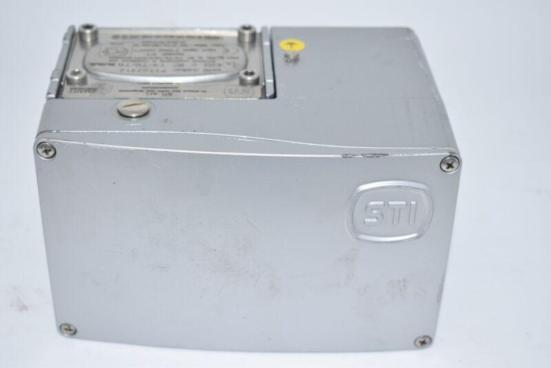 IMI STI Pneumatic valve smart positioner Model FT II2G 4-20mA
