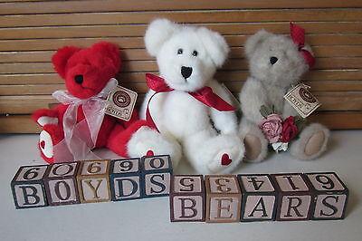 Boyds Terrific Bears