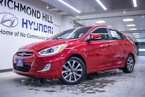 2017 Hyundai Accent GLS Auto  - Sunroof -  Bluetooth - $95.98 B/