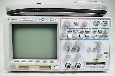 Keysight Used 54622d 2 16-channel 100-mhz Megazoom Oscilloscope Agilent