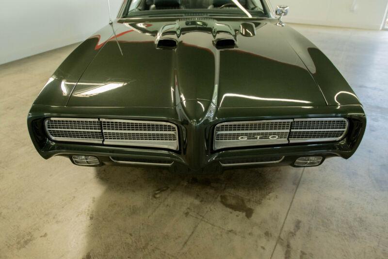 Image 12 Voiture Américaine de collection Pontiac GTO 1969