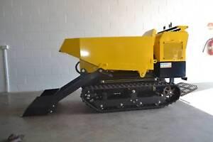 Mini Tracked - Self loading 240V/48V  Hydraulic Dumper  BOGGER Lightning Ridge Walgett Area Preview