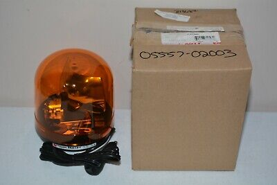 Federal Signal 449142-02 Sentry Beacon Dome 175fpm Amber N391