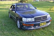 LS400 P-PLATE LEGAL V8. MAKE AN OFFER Raymond Terrace Port Stephens Area Preview