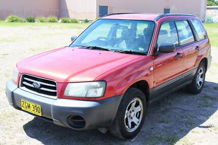 """2004 Subaru Forester """"Now $1999"""""""