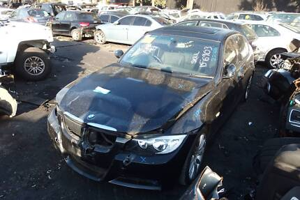 BMW E90 325i Parts Engine Door Mirror Boot Light Skirt Hub Wheel Revesby Bankstown Area Preview
