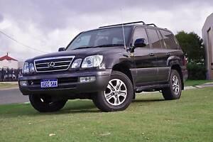 2005 Lexus LX470 Luxury 4WD Wagon Wangara Wanneroo Area Preview