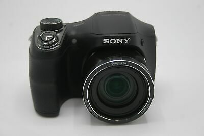 Sony Cyber-shot DSC-H200 20.1MP Digital Camera - Black