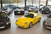 Porsche 911/993 Turbo Coupe WLS **Top Zustand**
