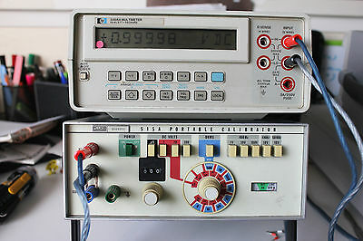 Hewlett Packar Agilent Hp 3468a Digital Multimeter