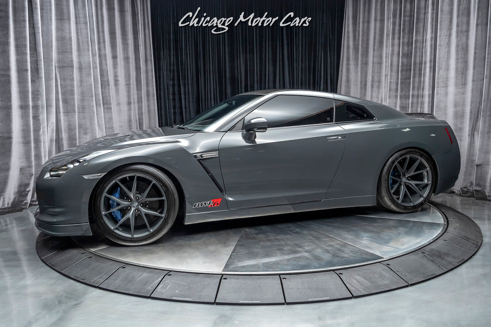 2010 Nissan GT-R Premium Alpha 16 4.1L FRESH BUILD! MOTEC! 2dr Coupe Lamborghini