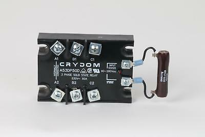 Crydom A53dp50d 3 Phase Solid State Relay