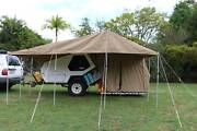 Track Trailer Tvan Camper For Hire Tanawha Maroochydore Area Preview