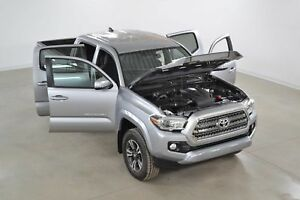 2017 Toyota Tacoma 4x4 Double Cab TRD Sport GPS*Camera Recul