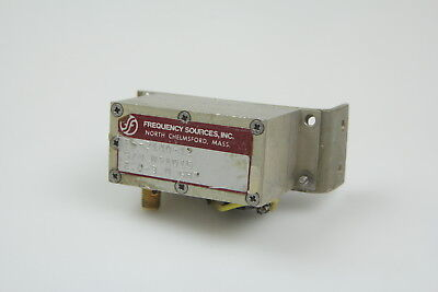 Frequency Sources Microwave Oscillator Fs-2140-12 2.0-3.0ghz