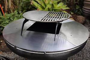 FIRE PIT / BBQ COMBOS * 3 SIZES AUSSIE MADE * YAGOONA DESIGN Oxley Brisbane South West Preview