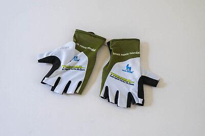 New 2017 Mens Craft Team Novo Nordisk Tresiba Ebc Aero Tt Gloves  White  Sz Xl