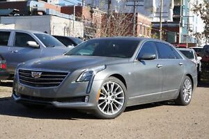 2017 Cadillac CT6 Sedan Luxury AWD Car - Surround Vision CUE BT