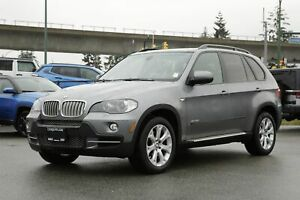 2009 BMW X5 Xdrive48i - LEATHER, PUSH START, SUNROOF, ALLOY WH