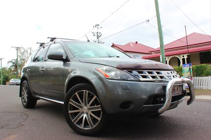 2008 Nissan Murano Wagon Greenslopes Brisbane South West Preview