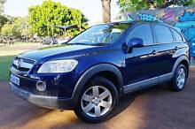 From $42 p/w Holden Captiva AWD Family Wagon - 7 Seater Leederville Vincent Area Preview