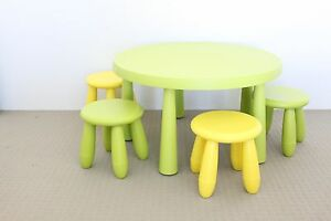 Children's Table and Chairs Southern River Gosnells Area Preview