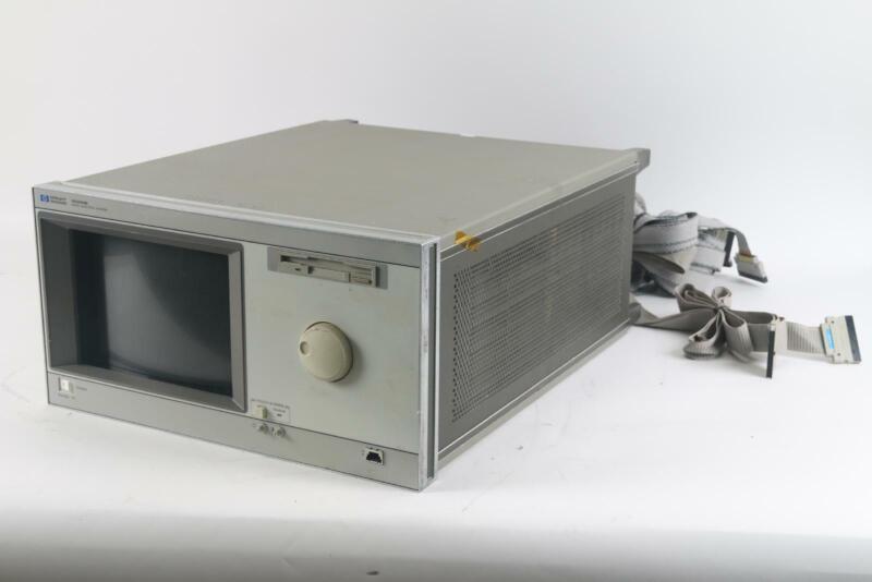 Hewlett Packard HP 16500B Logic Analysis System Mainframe